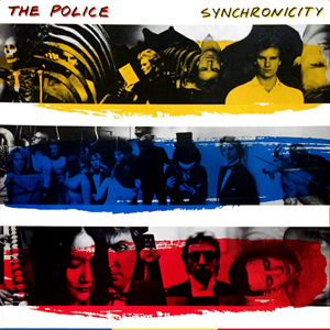 Image of the Police Album - Synchronicity